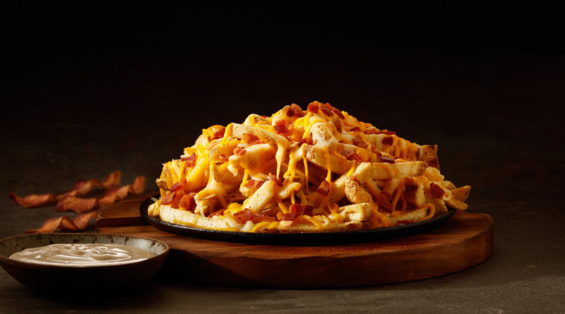 Aussie Cheese Fries Outback