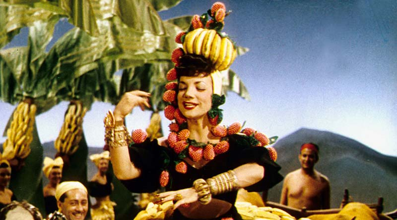 Carmen Miranda: Bananas is my Business - Pirenópolis Doc.