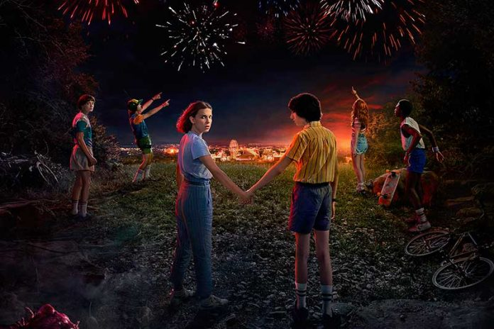 Stranger Things, Netflix, terceira temporada, pôster, teaser