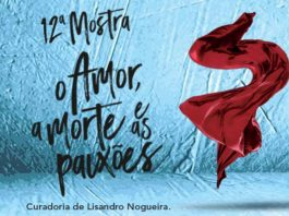 Mostra O Amor, a Morte e as Paixões, Cinema Lumière, Banana Shopping, Goiânia, filmes