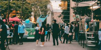 Encontro de Food Trucks, Parque Areião, happy hour, Goiânia, Terral Incorporadora