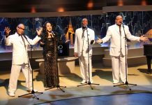 The Platters em Goiânia, The Platters, Only You, Goiânia, Teatro Sesi