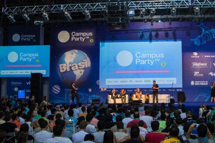 Campus Party Goiás, Campus Party, #CPGoiás, Passeio das Águas Shopping, Goiânia