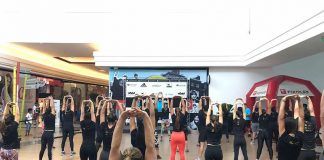 Play For Good, Hiit Dance, aulas, Passeio das Águas Shopping, Goiânia