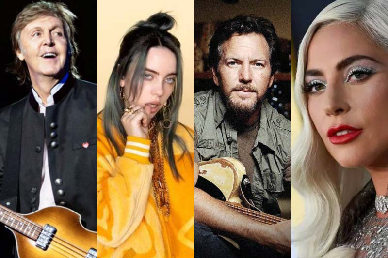 Film Festival One World: Together, At Home, and the Festival's One World, bound Together At At At At At Home like to watch, Lady Gaga's Festival, One World: Together, At Home, live, Eddie Vedder film Festival, One World, Together, At Home, and the festival's one world, together, at home